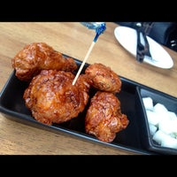 Photo taken at BonChon Chicken by PLz H. on 11/9/2012