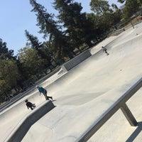 Photo taken at Sunnyvale Skate Park by JOHN D. on 8/7/2017