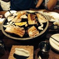 Foto tomada en Chil Chon Gak Korean Restaurant por Bench S. el 3/29/2014
