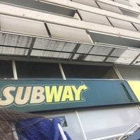 Photo taken at Subway by Javiera A. on 9/4/2015