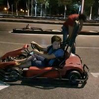 Photo taken at Fuar alani Go-Kart by Fatoş K. on 9/7/2016