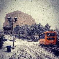 Photo taken at Yeditepe University by Zeynep U. on 1/7/2013