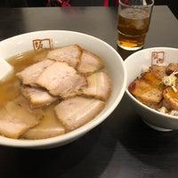 Photo taken at 喜多方ラーメン 坂内 金沢文庫店 by よっすぃ on 1/25/2018