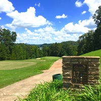 Photo taken at Chestatee Golf Club by Jason G. on 9/1/2015