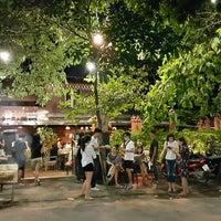Photo taken at ร้านอาหารพื้นเมือง ข้าวอุ่น Northern Thai Cuisine by January C. on 7/30/2015