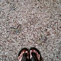 Photo taken at Laut Biru Resort Hotel by Irsan S. on 2/1/2015