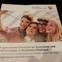 Photo taken at Gymnasium Korschenbroich by Marc on 2/26/2018