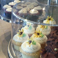 Photo taken at Charm City Cupcakes by stacy c. on 9/25/2012