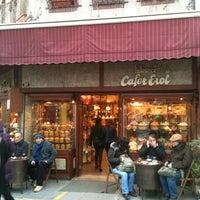 2/1/2013 tarihinde Ozlemziyaretçi tarafından Şekerci Cafer Erol'de çekilen fotoğraf
