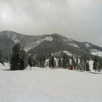 Photo taken at Sleeping Giant Ski Area by J.B.J. on 11/25/2012