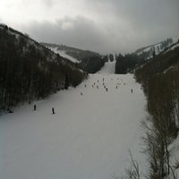 Photo taken at Park City by J.B.J. on 2/10/2013