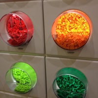 Photo taken at The LEGO Store by Miss Birdie on 3/31/2013