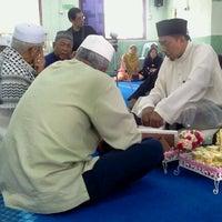 Photo taken at kampung bukit jambul by Shaheri N. on 10/19/2012