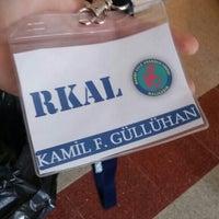 Photo taken at Rahmi Kula Anadolu Lisesi by Kamil Furkan G. on 5/19/2016