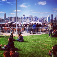 Photo taken at Smorgasburg Williamsburg by Brett R. on 4/20/2013