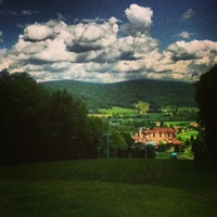 Photo taken at Holiday Valley Resort by Pat M. on 7/15/2013