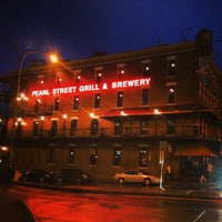 Photo taken at Pearl Street Grill & Brewery by Pat M. on 1/29/2013