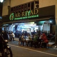Photo taken at Restoran Ar-Riyad by Austin M. on 10/28/2012