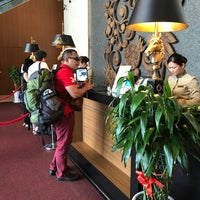 Photo taken at Hotel Granada by Austin M. on 12/20/2017