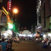 Photo taken at Ben Thanh Night Market by Austin M. on 4/16/2014