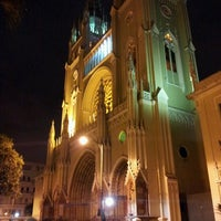 Photo taken at Catedral Metropolitana de Guayaquil by Nelson L. on 7/25/2013