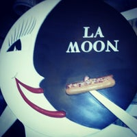 Photo taken at La Moon by Katherine L. on 2/17/2013