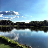 Photo taken at Rock Hollow Golf Club by Rock Hollow Golf Club on 9/1/2015