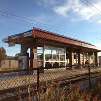Photo taken at TRAX 4800 West by Mollie B. on 10/26/2012