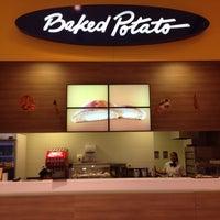 Photo taken at Baked Potato by Gabriel P. on 3/30/2014