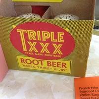 Photo taken at Triple XXX Family Restaurant by Kim J. on 10/6/2013