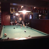Photo taken at Blue Fin Cafe & Billiards by Molly M. on 4/27/2013