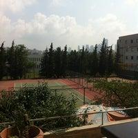 8/16/2013にErdem K.がİTÜ Tenis Kortlarıで撮った写真