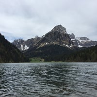 Photo taken at obersee by Peter G. on 5/11/2017