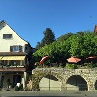 Photo taken at Restaurant Lägernstübli by Peter G. on 5/6/2016