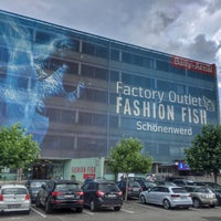 Fashion Fish Factory Outlet Schnenwerd 37