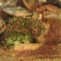 Photo taken at peters seafood by ImSo_ E. on 6/28/2013