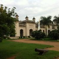 Photo taken at Chowmahala Palace by yeasix on 10/6/2012