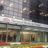 Photo taken at Nacional Monte de Piedad I. A. P. by Julio C. on 5/13/2013