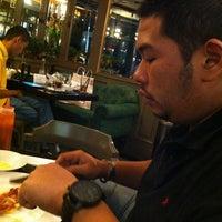 Photo taken at Kafe Victoria by Mentari Mentarii on 7/13/2014