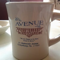 Photo taken at Avenue Restaurant by Ricky G. on 6/26/2013