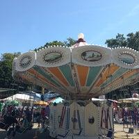 Photo taken at Victorian Gardens Amusement Park by Gemini S. on 9/7/2013