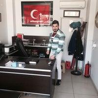 Photo taken at Albayrak Oto Kiralama by Akın D. on 10/13/2016