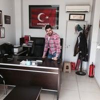Photo taken at Albayrak Oto Kiralama by Akın D. on 10/12/2016