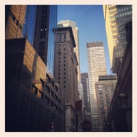 Photo taken at 125 Park Avenue by Zoe Z. on 12/4/2012
