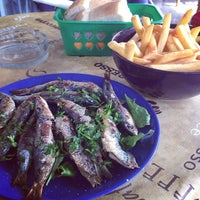 Photo taken at Sea food Furia by Julien on 4/13/2014