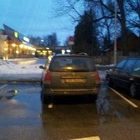 Photo taken at TC Maxima XX parking by Konstantin S. on 3/1/2013
