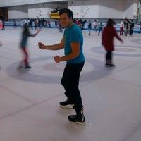 Photo taken at EK Ice Rink by Santiago S. on 10/6/2012