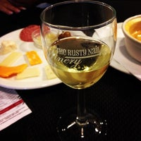 Photo taken at Rusty Nail Winery by Lindsay G. on 8/1/2014