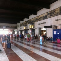 Photo taken at Firenze Santa Maria Novella Railway Station (ZMS) by Alessandro C. on 7/27/2013