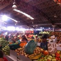 Photo taken at Mercado Municipal de Aracaju by Alessandro C. on 3/30/2013